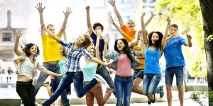 Флэш-акция от школы FLS International для студентов от 18 лет