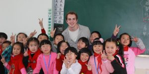 «Я открыл совершенно иной мир!»: история участника Teach&Travel China