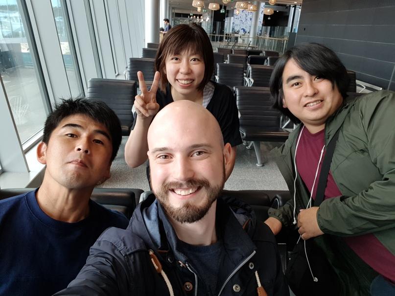 Волонтерство в Японии