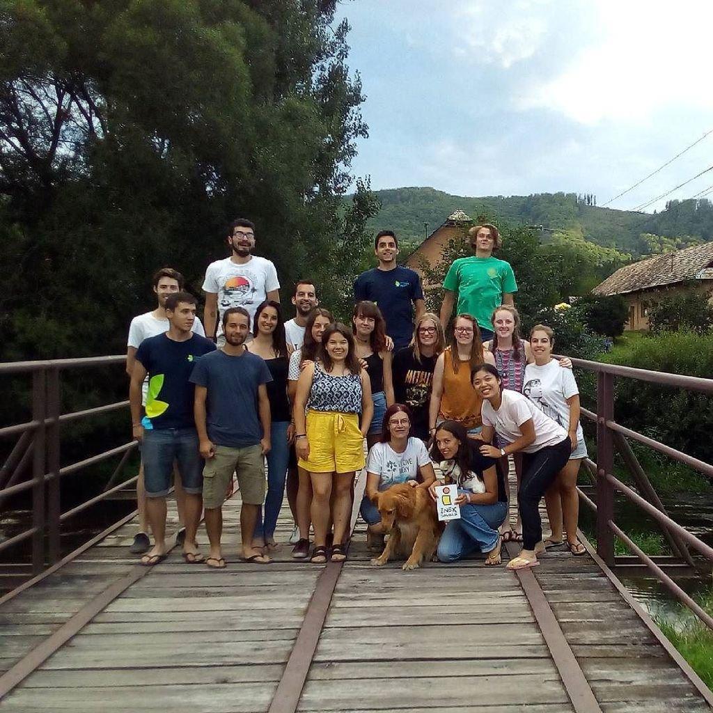 Волонтерский проект в Словакии
