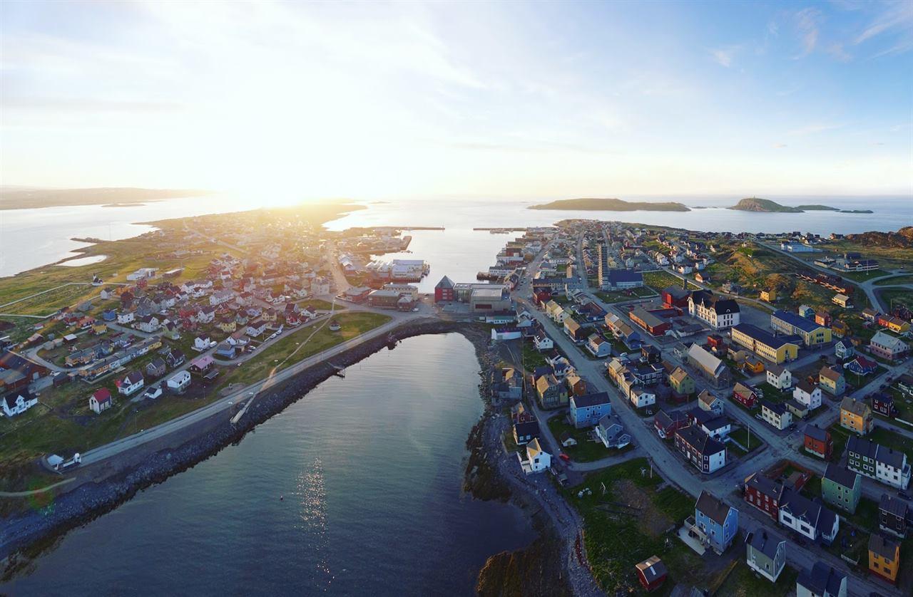 Волонтерский проект в Норвегии