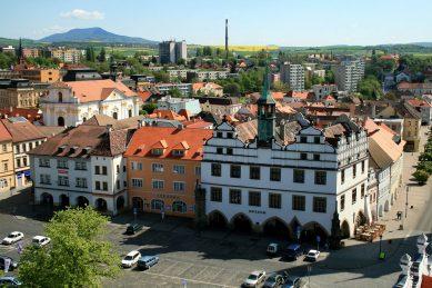 Волонтерский проект в Чехии