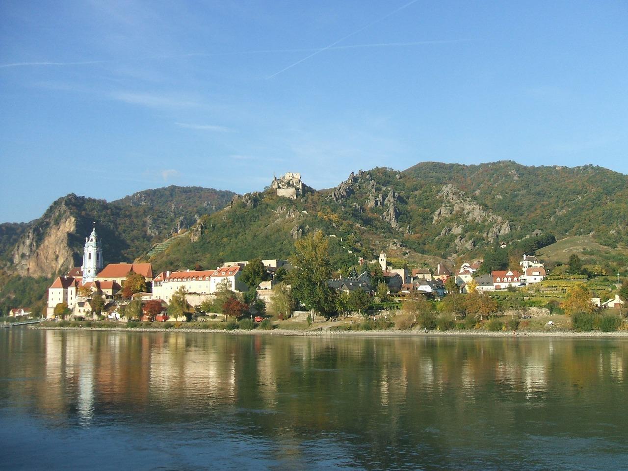 Волонтерский проект в Австрии