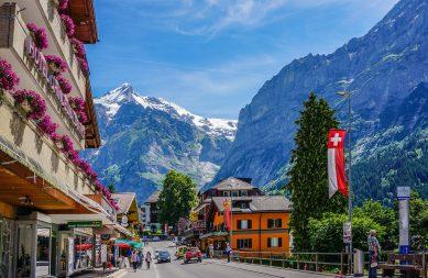 Волонтерский проект в Швейцарии