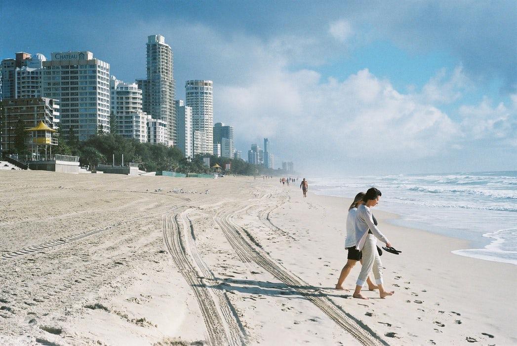 Жить и работать в Австралии
