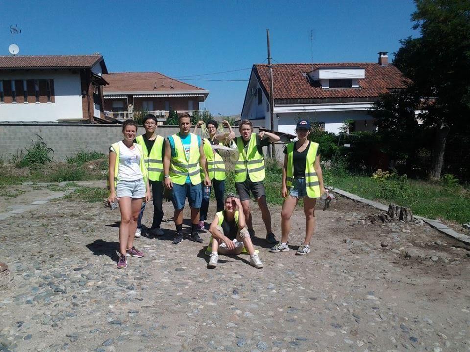 Волонтерские проекты